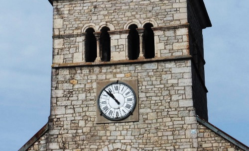 Horloge comtoise moderne