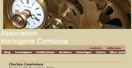 Association Horlogerie Comtoise